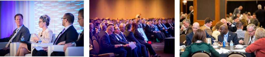 attendees at a conference